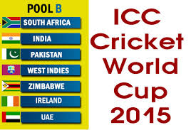 Image result for group b cwc 2015