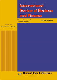 international symposium on social sciences and management the international review of business and finance irbf is an international research journal which publishes top level work from all areas dealing