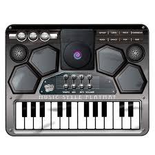 """Bradex <b>Музыкальный</b> развивающий <b>коврик</b> """"<b>Real DJ</b>"""" — купить в ..."""