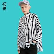 Toyouth Fashion Opening Cuff <b>Women</b> Shirts Loose Embroidery ...