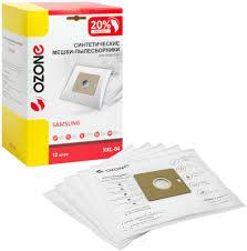 <b>Мешки</b>-<b>пылесборники OZON</b> micron <b>XXL</b>-<b>04</b> купить недорого в ...