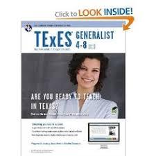 texes generalist 4 8 111 with online practice exams texes teacher certification alternative teacher certification dallas