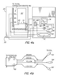 patent us6204770 master automotive sensor tester google patents patent drawing