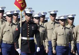 marines mil photos lance cpl adam cardenas honor graduate for mike company and a redlands