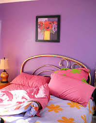 Simple Bedroom Wall Painting Best Colors For Romantic Bedroom With Lovely Red Wall Paint Color