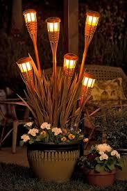 outdoor torch lighting. 15 easy diy projects to make your backyard awesome outdoor torch lighting s