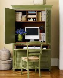 freshome seymour home office armoire by pottery barn armoire office