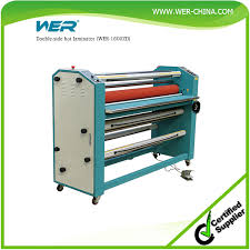 China 120W Double-Side Hot Laminator (WER-<b>1600ZD</b>) - China ...