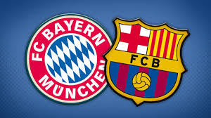 Bayern Munich vs FC Barcelona Session 1 Episode برشلونة --	بايرن ميونخ