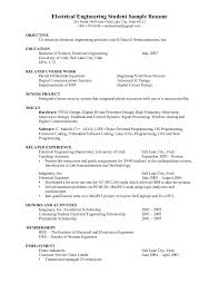 resume objectives examples for students student resume objective 23 cover letter template for resume objectives examples for resume samples for engineering students in college