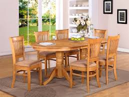 bedroompersonable oval dinette kitchen dining set table wood seat chairs black sets large tall bedroomformalbeauteous black white red