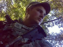 Army Specialist Blair Thompson, 19, was killed when his unit was ambushed by insurgents. He had been deployed last month. - 13463_102371009815717_102369479815870_13571_84575_n%2Bblair%2Bthompson