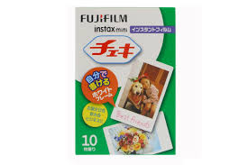 <b>Fujifilm Instax Mini Film</b> Single Pack 10 Instant Photos · Lomography ...