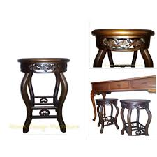 Wooden <b>Stool Antique Style</b> Drum <b>Chair</b> (<b>Solid</b> Wood) 锣鼓椅 ...