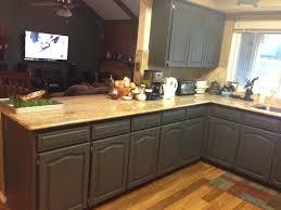 grey kitchen paint