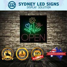 LED Open Sign for sale | eBay