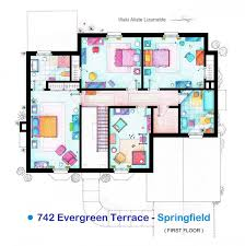 Hand Drawn TV Home Floor Plans by Iñaki Aliste Lizarralde   HomeDSGNHand Drawn TV Home Floor Plans by Iñaki Aliste Lizarralde