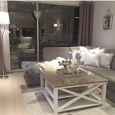 decorate living room gray walls gray and white decor love the coffee table