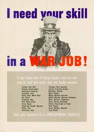 i need your skill in a war job digital library