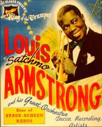 Resultado de imagen de Louis Armstrong