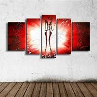 Abstract Acrylic Canvas <b>Art</b> UK
