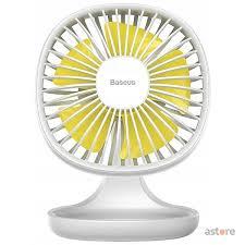 Настольный <b>вентилятор Baseus Pudding-Shaped</b> Fan | aStore ...