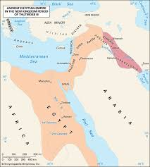 Egypt  Ancient    Kids Encyclopedia   Children     s Homework Help     Map Still Ancient Egypt reached its height of power during the     s BC