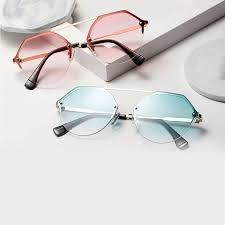 New Design <b>Hexagonal</b> Retro Vintage <b>Sunglasses</b> in <b>2019</b> ...