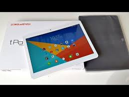 Teclast T98 <b>PU Leather Case Cover</b> - YouTube