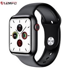 <b>LEMFO</b> Newest Smart Watch <b>W16</b> Series 6 Smart Watch 1.75 inch ...