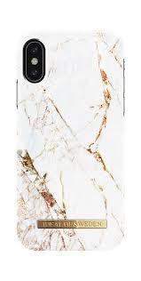 <b>Клип</b>-<b>кейс iDeal</b> для <b>iPhone X</b> Carrara Gold (IDFCA16-I8-46 ...