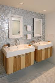 modern minimalist double wooden vanity with simple wall mirror as f well white bathroom vanities and captivating bathroom vanity twin sink enlightened
