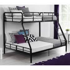 grey bedroom stairs