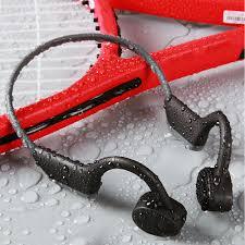 Bluetooth 5.0 S.Wear <b>J20</b> Wireless Headphones <b>Bone</b> Conduction ...