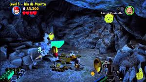 <b>Lego Pirates</b> of the Caribbean: Level 5 Isla De Muerta - Story ...