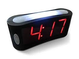 Travelwey Home LED Digital Alarm Clock - Outlet ... - Amazon.com