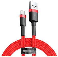 Купить Кабель Baseus USB - USB Type-C (CATKLF-B09/BG1) 1 м ...