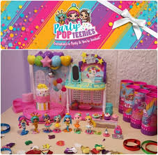 Куклы и игровой <b>набор Party</b> Popteenies, <b>Spin Master</b> | mama ...
