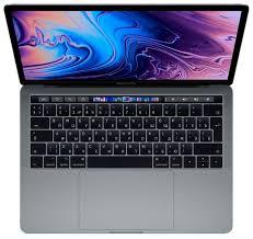 <b>Ноутбук Apple</b> MacBook Pro 13 with <b>Retina</b> display and Touch Bar ...