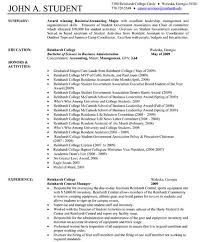 resume format one page template template one page resumes one resume and template free one page resume format one page