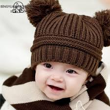 2019 <b>BINGYUANHAOXUAN</b> Cartoon Baby Hat <b>New Arrival</b> Hat Hats ...