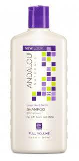 Andalou Naturals <b>Lavender & Biotin Full</b> Volume Shampoo 340ml