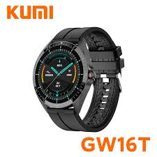 Newest <b>KUMI GW16T</b> SmartWatch Sport Heart Rate Sleep Monitor ...