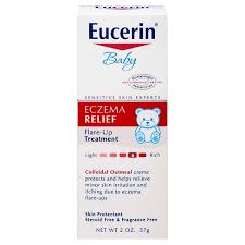 Eucerin <b>Baby Eczema Relief</b> Instant Therapy Cream - 2oz : Target