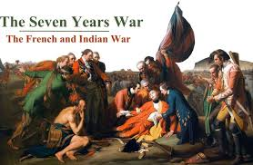 「1763, French and Indian War」の画像検索結果