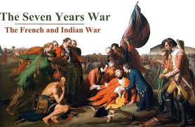 「Seven Years' War」の画像検索結果