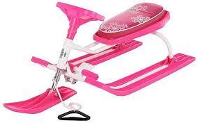 Купить <b>снегокат Sweet Baby</b> Snow Rider 2 Pink, цены в Москве на ...