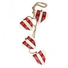 Бренд: <b>EnjoyMe Гирлянда подвесная Christmas</b> Hearts, 4 шт. РРЦ ...