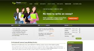 essay writing service review book review writing services expert who writes best custom essays freshessays com review freshessays com offers top quality and very fresh