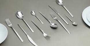 Sveg <b>16 Piece</b> Stainless Steel Cutlery Set, <b>Mirror</b> Polished Finish ...